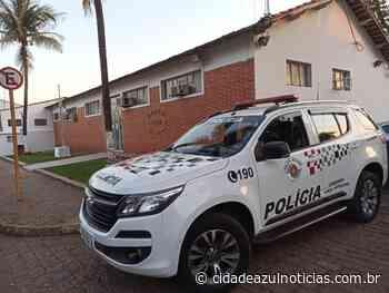 Dois criminosos são presos por furto e receptação em Brotas - Cidade Azul Notícias