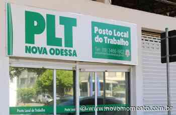 Posto do Trabalho tem 13 vagas em Nova Odessa - Novo Momento