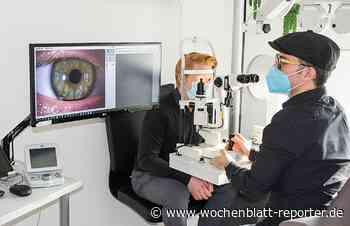 Gross Augenoptik in Ramstein-Miesenbach: Kontaktlinsenanpassung auf höchstem Niveau - Ramstein-Miesenbach - Wochenblatt-Reporter