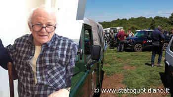 Uomo scompare nella Foresta Umbra nel territorio di Vico del Gargano - StatoQuotidiano.it