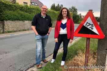 Niet één, maar vijf vrijwilligers wandelen Smeysberg tweehonderd keer op voor goed doel