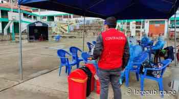 Contraloría identificó pérdida de vacunas contra la COVID-19 en Chachapoyas - LaRepública.pe