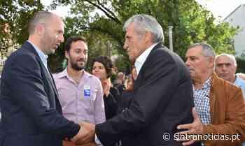 CDU-Sintra apresenta candidatos à Câmara e Assembleia Municipal em Queluz - Sintra Notícias - Sintra Notícias
