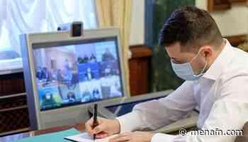 Zelensky forms one more military-civil administration in Donetsk region - MENAFN.COM