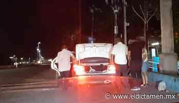Asaltan a taxista en la carretera Boca del Río – Antón Lizardo - El Dictamen
