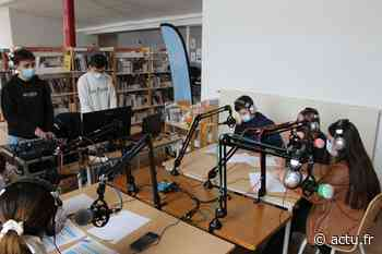 Eure. Gaillon : les élèves du Lycée Malraux ont pris l'antenne de leur radio - L'Impartial