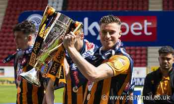 Luton set to seal signing of ex-West Ham defender Reece Burke from Huill City