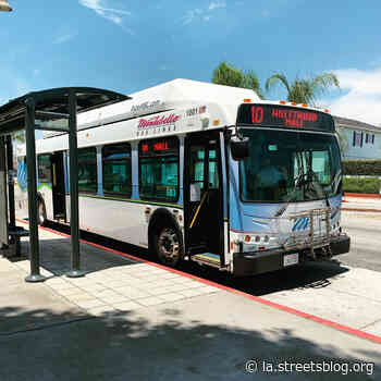 Montebello to Transfer Low Carbon Operations Funds to Foothill Transit - Streetsblog Los Angeles