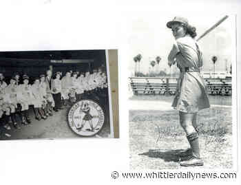 Montebello to name softball field after female baseball star from '40s - The Whittier Daily News