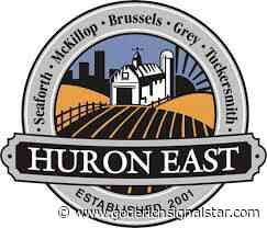 Bradley McRoberts named new CAO of Huron East - Goderich Signal Star
