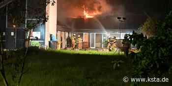 Frechen-Bachem: Räume der CJD Christophorusschule durch Feuer zerstört - Kölner Stadt-Anzeiger