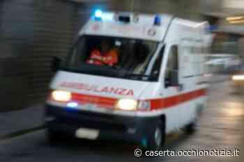 Incidente a Casagiove, scooter si schianta contro il palo di un segnale stradale - L'Occhio di Caserta