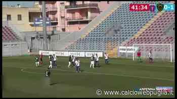 28 Maggio 2021 Casano Calcio Rodriguez, che numeri con Feola - calcioWEBpuglia