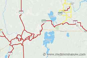 Limited snowmobile trail availability around Timmins, connects to Iroquois Falls - My Timmins Now