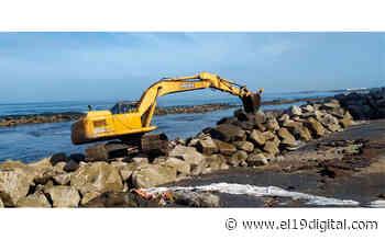 ¿Cómo se protege a la población costera de Corinto frente al fenómeno mar de fondo? - El 19 Digital