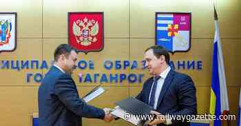 Taganrog tramway to be modernised in first concession agreement - Railway Gazette International