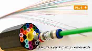 Endspurt für schnelles Internet: Kommt der Glasfaserausbau in Gablingen? - Augsburger Allgemeine