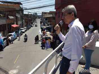 TJ de SP mantém condenação de ex-prefeito de Jandira por improbidade administrativa em contrato de saúde - G1
