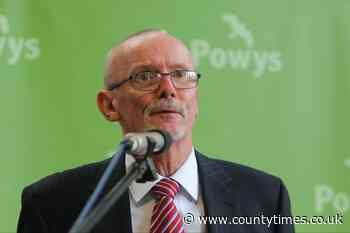 Welshpool councillor to step down from Cabinet role - Powys County Times