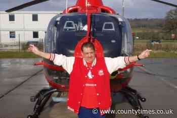 Welshpool grandmother to take on daring charity challenge - Powys County Times