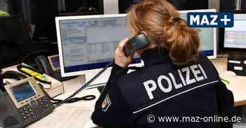 Nauen: Zwei Männer eilen Frau in Not zu Hilfe - Märkische Allgemeine Zeitung