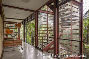 Casas Casa Floresta / Arena Arquitetura - Plataforma Arquitectura