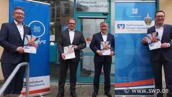Neue Alb-Blau-Donau-Bank: Warum die Banken aus Ehingen und Blaubeuren fusionieren wollen - SWP
