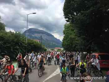 Une vélo'parade partira de Meylan le samedi 29 mai 2021 - Place Gre'net