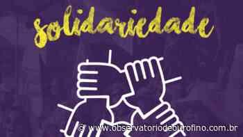 Campanha nas Redes Sociais solicita ajuda para família carente de Ouro Fino - Observatório de Ouro Fino