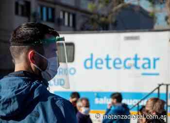 Realizarán un operativo del Plan Detectar en Tapiales - Matanza Digital