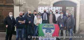 FRATELLI D'ITALIA - TRENTINO * CIRCOLO TERRITORIALE FDI PERGINE VALSUGANA: IL SENATORE DE BERTOLDI E IL - agenzia giornalistica opinione