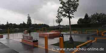 Pulheim: Auch für Skater – Grünanlage am Planetenviertel ist fertig - Kölnische Rundschau