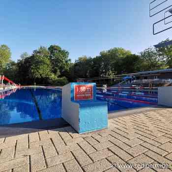 Frechen/Pulheim: Freibadsaison ist gestartet - radioerft.de