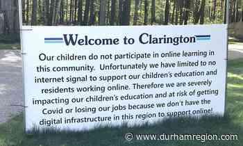 Business The challenge of connecting Clarington - durhamregion.com