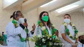 PVEM impulsará el campo en Pijijiapan - Diario de Chiapas