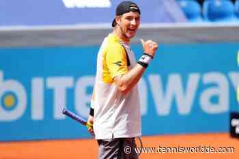 ATP Parma: Jan-Lennard Struff schlägt Flavio Cobolli in drei engen Sätzen - Tennis World DE