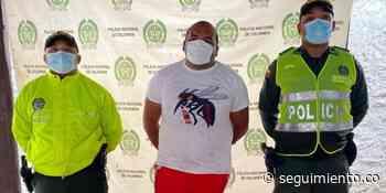 Capturan en Chibolo a reconocido atracador de la banda 'Los Leopardos' - Seguimiento.co