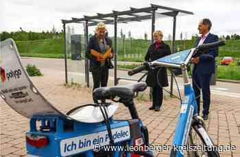 Weitere Regiorad-Station in Rutesheim: Den perfekten Radweg gibt's dazu - Rutesheim - Leonberger Kreiszeitung