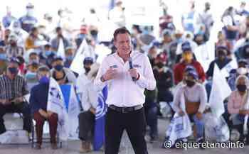 Se compromete Kuri a reactivar el turismo en San Joaquín - El Queretano