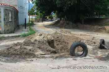 Rehabilitada red de aguas servidas en urbanización San Bernardo de San Joaquín tras denuncia de hija de Chávez - El Carabobeño