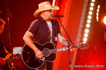 Jason Aldean Gives 10th Album Update, Spotted In Studio With Billy Gibbons - iHeartRadio