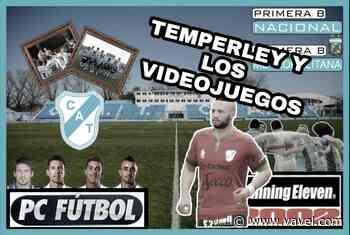 Del PC Fútbol al FIFA: la historia de Temperley y los videojuegos - VAVEL.com