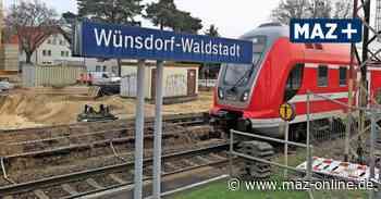 Zossen: wünsdorf-Waldstadt soll Waldstadt-Charakter behalten - Märkische Allgemeine Zeitung
