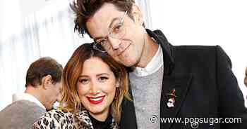 """Ashley Tisdale Gushes Over Photos of 2-Month-Old Daughter and Dog, Sushi: """"I Can't Handle It"""" - POPSUGAR"""