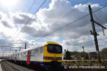 Kabels beschadigd: treinverkeer tussen Dendermonde en Schellebelle verstoord