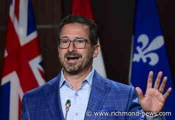 Bloc Québécois fails to pass motion on Quebec nationhood, constitutional change - Richmond News