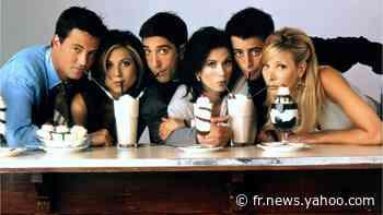 VOICI : Friends reunion : les fans aux anges après la diffusion de l'épisode des retrouvailles - Yahoo Actualités