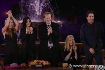 Friends : The Reunion   L'épisode que tout le monde attendait - La Presse