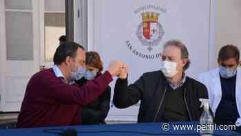 Coronavirus: San Antonio de Areco comienza los tratamientos con ivermectina - Perfil.com