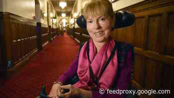 Disabled peer speaks out against new attempt to legalise assisted suicide